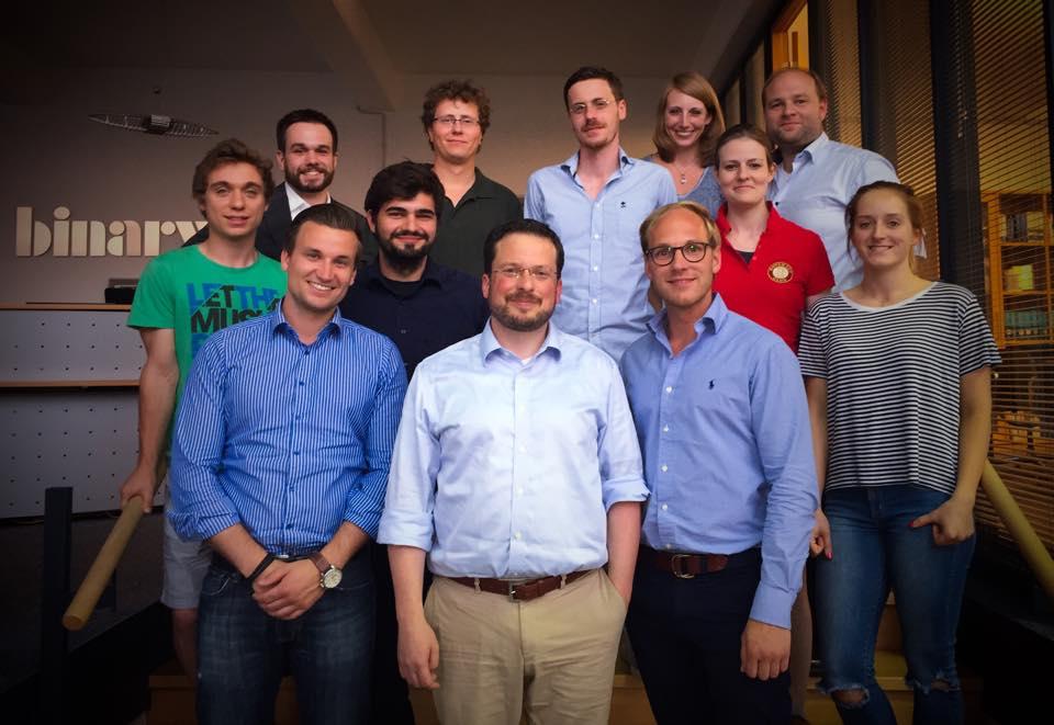 Rotaract Club Essen Gruppenfoto